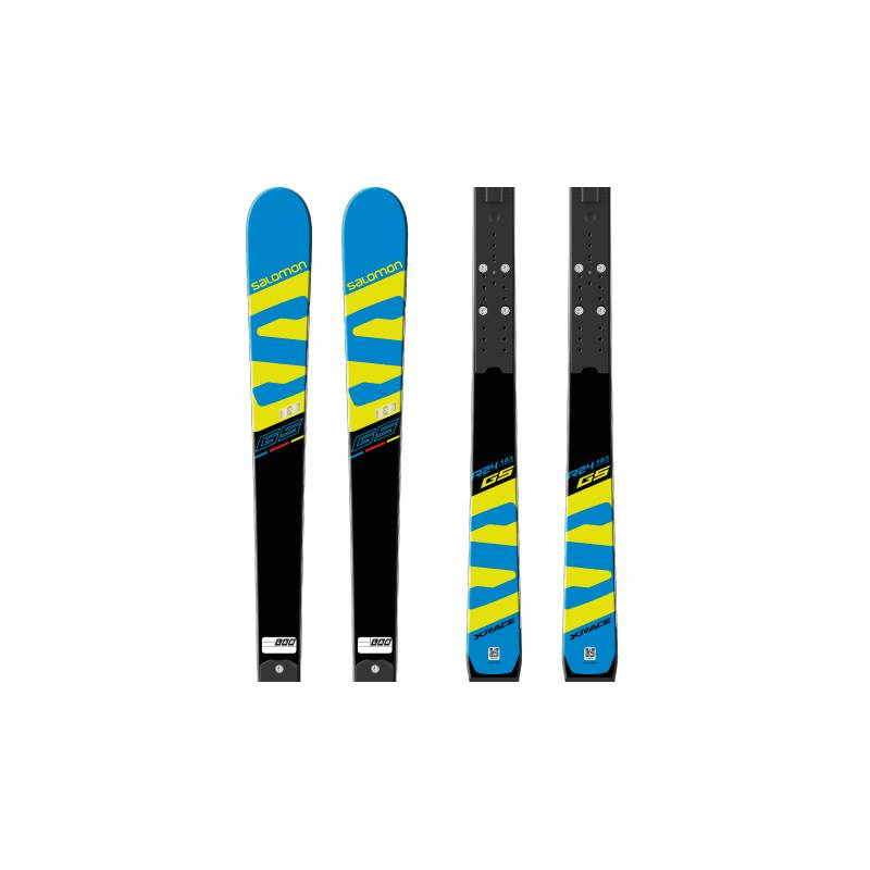 Narty Salomon LAB X-RACE GS 24 183 BL/BK 2018