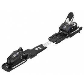 Wiązania narciarskie X70 X12 Lab Black !19