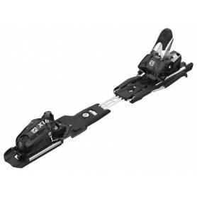 Wiązania narciarskie X70 X16 Lab Black !19