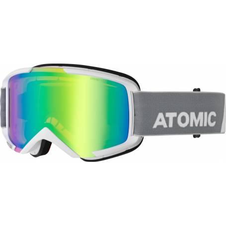 Gogle Atomic SAVOR STEREO OTG Wht !20