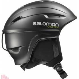 Kask SALOMON CRUISER 4D BLACK 16/17