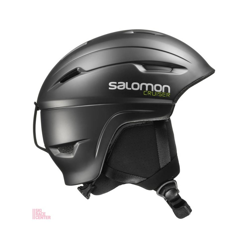 Kask SALOMON CRUISER 4D BLACK 1617