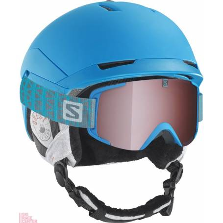 Kask Salomon QUEST ACCESS Blue Matt 16/17