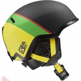 HACKER BLACK/Green/Yellow !17