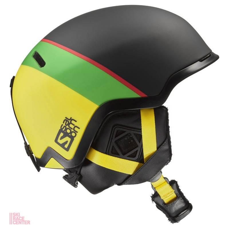 HACKER BLACK/Green/Yellow !17