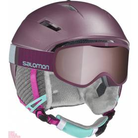 Kask SALOMON ICON? Pinot Noir 16/17