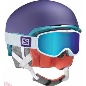 Kask SALOMON SHIVA Purple 16/17