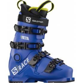 Buty Salomon S/RACE 65 RACE BLUE/Acid Gree !20