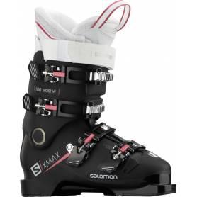 Buty Salomon X Max 100 Sport W Black/Wht/Pink !20