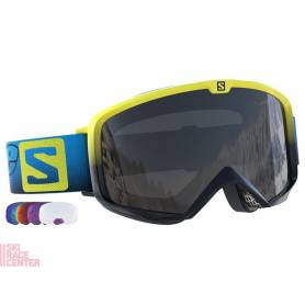 Gogle Salomon X RACE LAB 5 LENSES ALLWEATHER 16/17