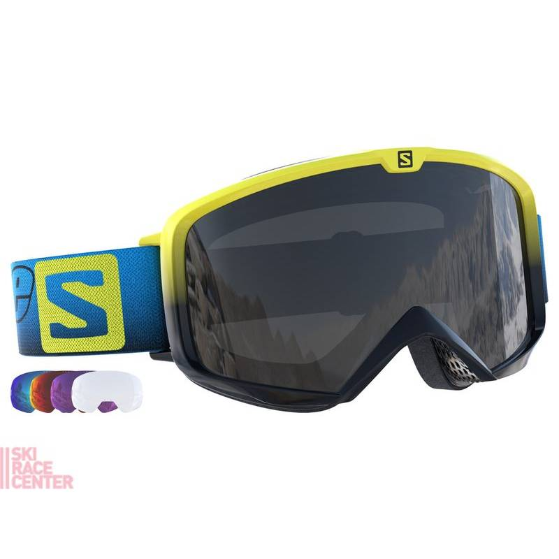 Salomon X RACE LAB 5 lenses allweather !17