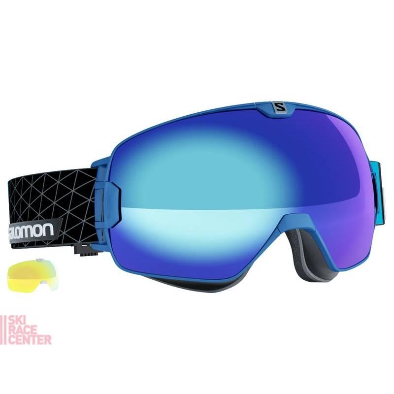 Salomon XMAX Blue/Solar Blue !17