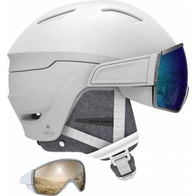 Kask Salomon MIRAGE+ Wht !20