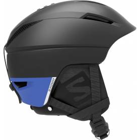 Kask Salomon PIONEER C.AIR Black/RACE BLUE !20