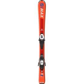 NARTY SALOMON S/MAX Jr S + C5 GW Orange !20