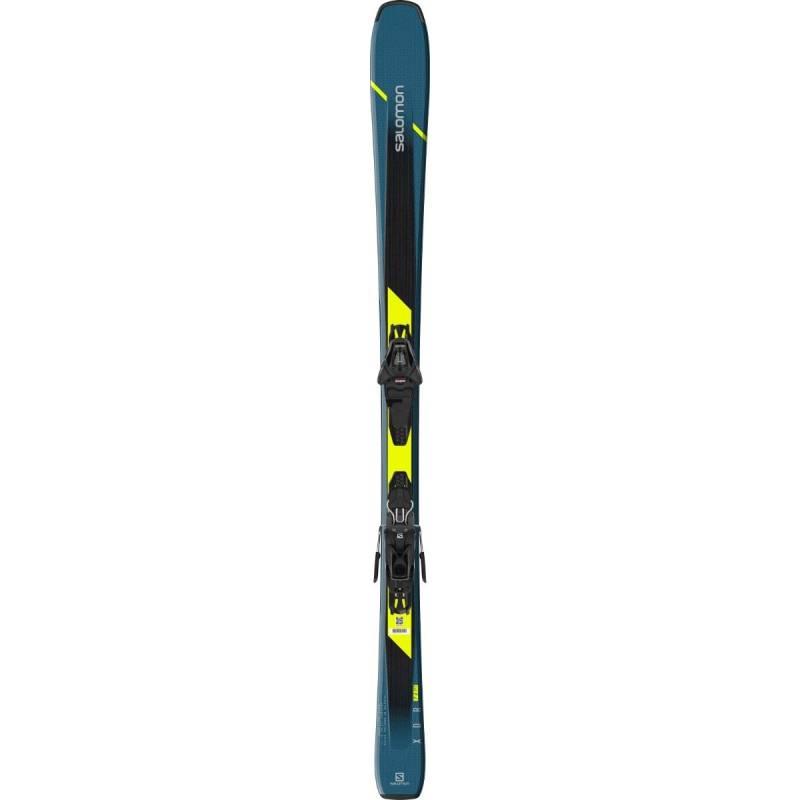 Narty Salomon XDR 76 ST C + L10 GW L80 Blyl 2020