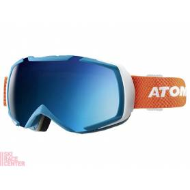 Gogle Atomic REVEL RACING Blue/Blue 16/17 S3+S1