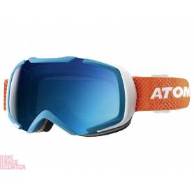 Gogle Atomic REVEL S RACING Blue/Mid Blue S2 16/17