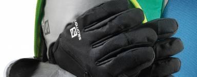 Rękawice narciarskie