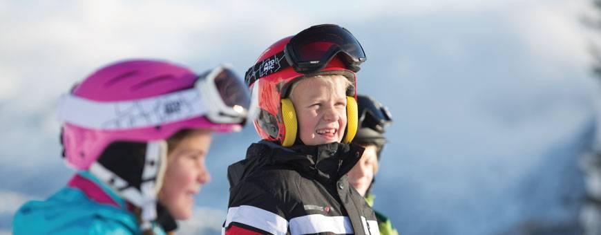 Kaski narciarskie Junior