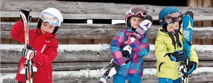 Buty narciarskie junior, buty dziecięce - Ski Race Center