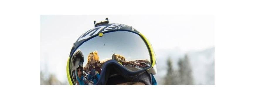Gogle fotochromatyczne, fotochromy Salomon Atomic Ski Race