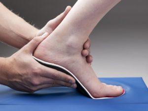 wkładki formowane footbalance
