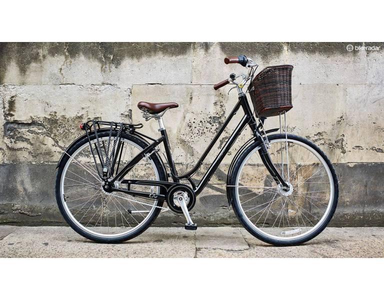 Rowery miejskie damskie