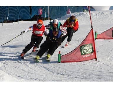Narciarze lubią wyścigi! – początki skicrossu w Polsce i na świecie Cz. 1