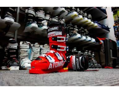 Buty narciarskie - mierzymy buty przed zakupem