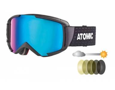 Fotochromatyczne gogle narciarskie, które zmieniają się pod wpływem światła