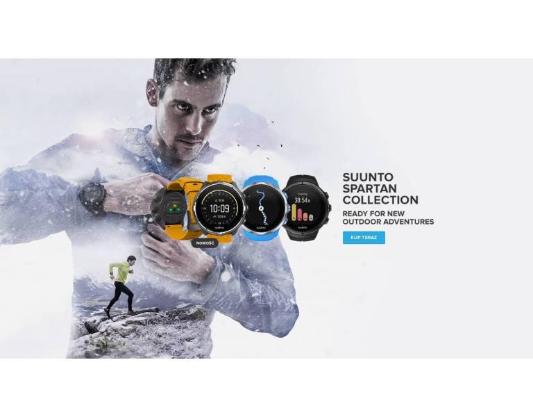 Środowisko SUUNTO Spartan, czyli coś więcej niż zegarek.