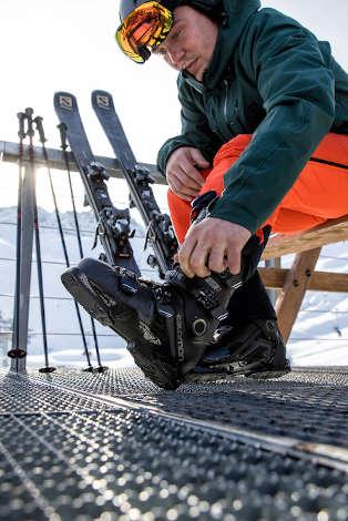 jak wybrać buty narciarskie
