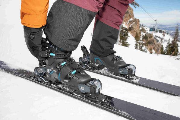 buty narciarskie
