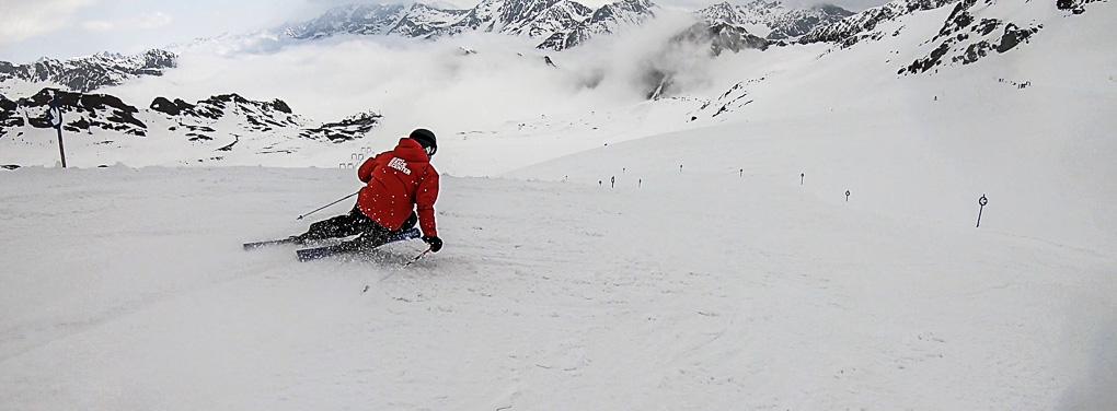 Testy nart - Ski Race Center