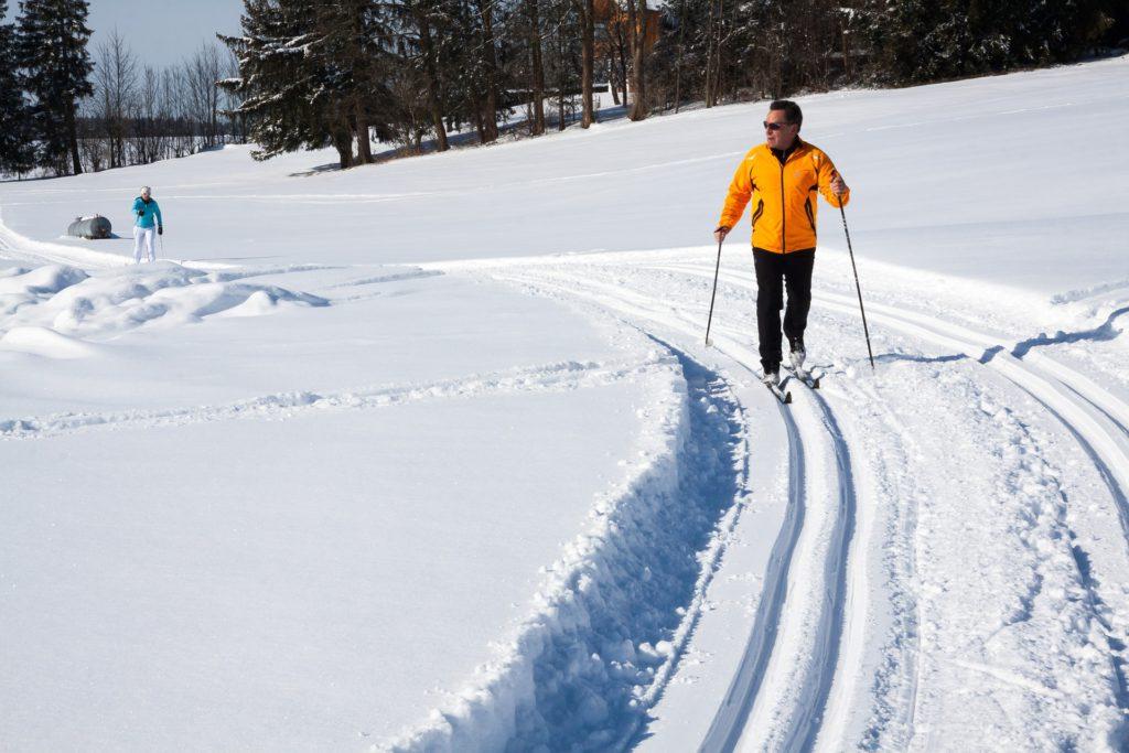 czego nie robić na nartach